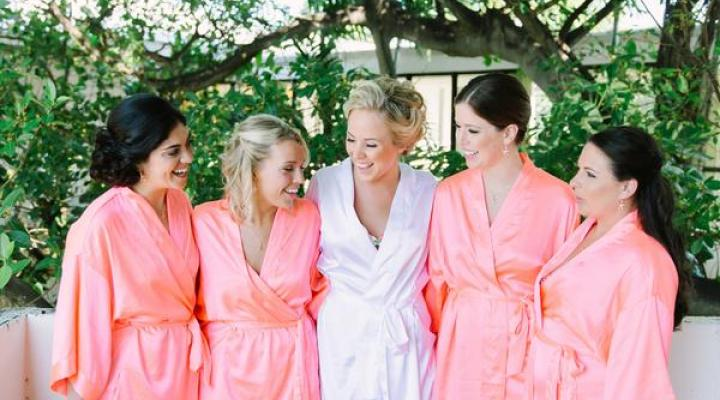 5 Creative Activity Ideas for the Morning of Your Wedding
