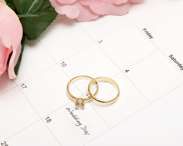 Exactly How to Adjust Your Wedding Timeline Due to COVID-19